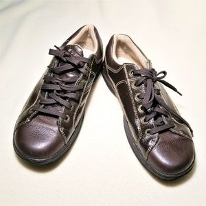 Dr. Martens  Brown Leather Shoes